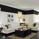 Woonkamer verven of laten verfspuiten - Een kamer in grijs en wit schilderen ...