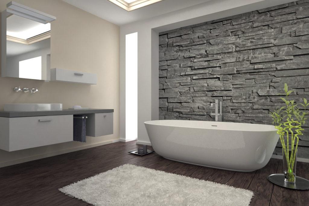 Badkamer verven in plaats van het opnieuw betegelen